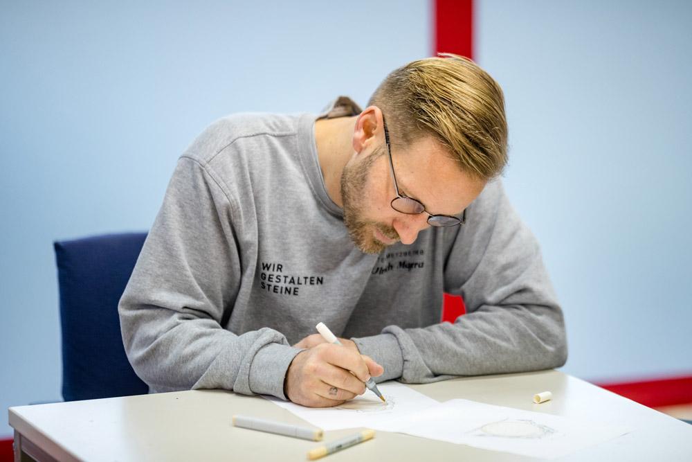 Andreas Magera Steinmetzmeister und Gestalter