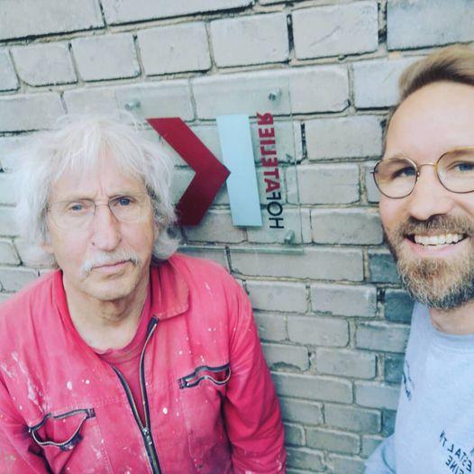 Ausstellung Zeichen in Stein & Bronze Andreas Magera und Jürgen Krass Sendenhorst