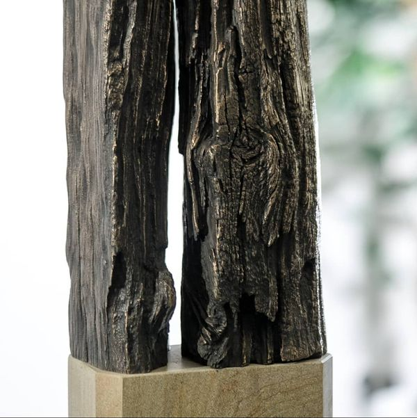 Andreas Magera Holz klein Bronze 01